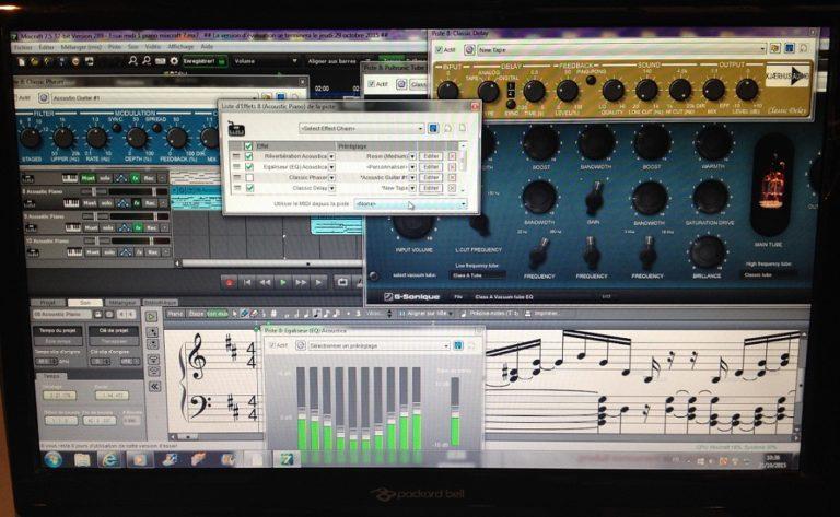 mixcraft 8 mixage